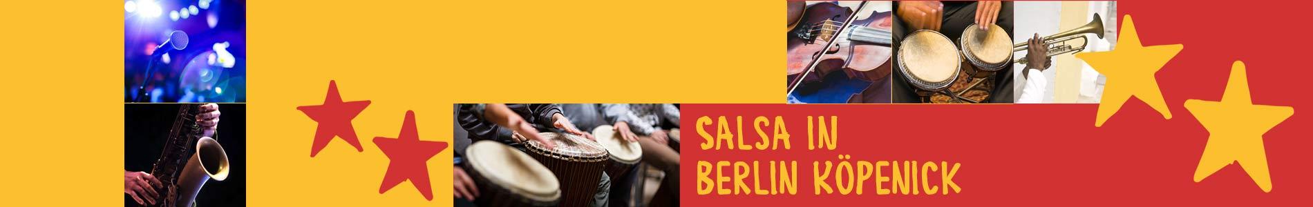 Salsa in Berlin Köpenick – Salsa lernen und tanzen, Tanzkurse, Partys, Veranstaltungen