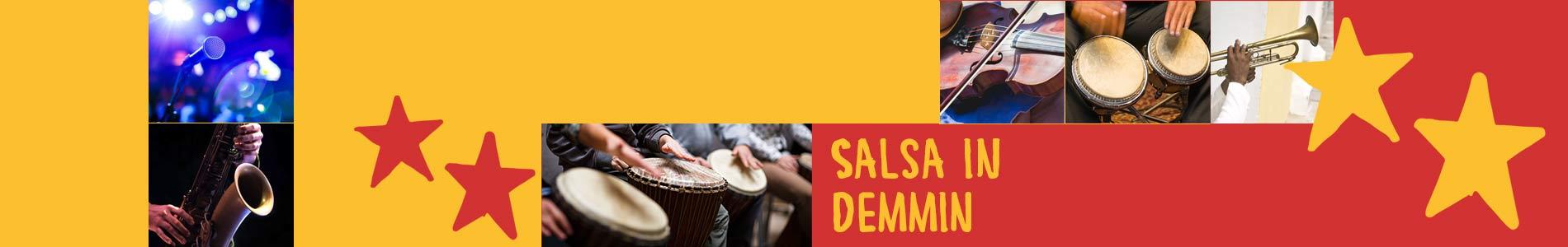 Salsa in Demmin – Salsa lernen und tanzen, Tanzkurse, Partys, Veranstaltungen