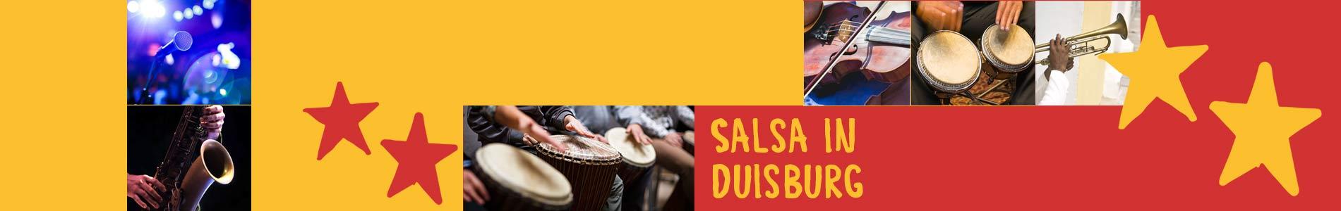Salsa in Duisburg – Salsa lernen und tanzen, Tanzkurse, Partys, Veranstaltungen