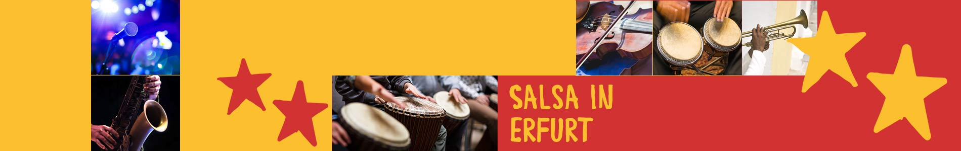 Salsa in Erfurt – Salsa lernen und tanzen, Tanzkurse, Partys, Veranstaltungen