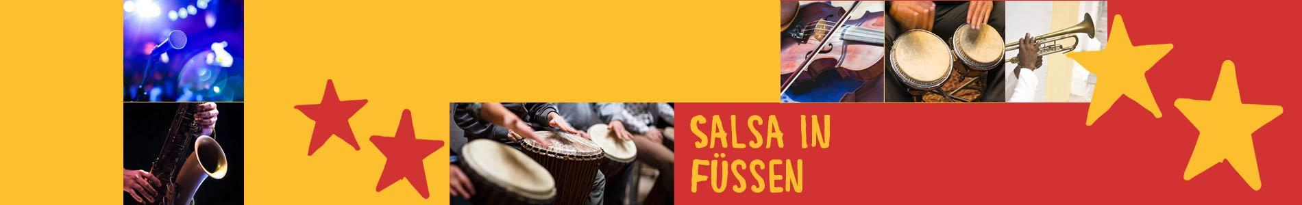 Salsa in Füssen – Salsa lernen und tanzen, Tanzkurse, Partys, Veranstaltungen
