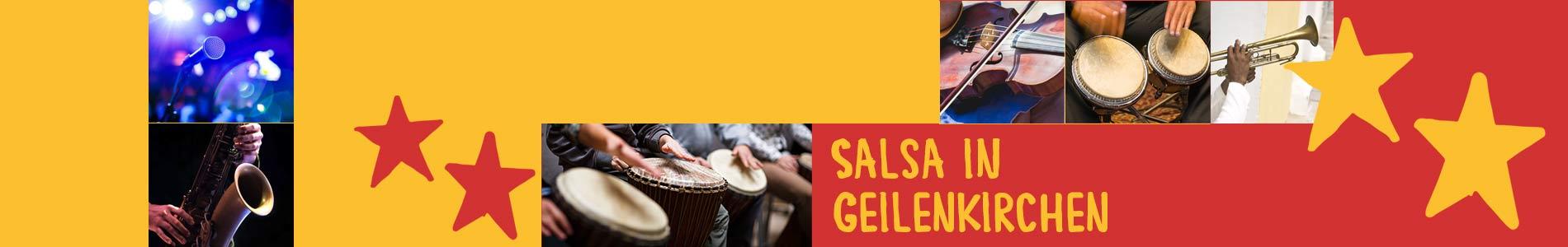 Salsa in Geilenkirchen – Salsa lernen und tanzen, Tanzkurse, Partys, Veranstaltungen