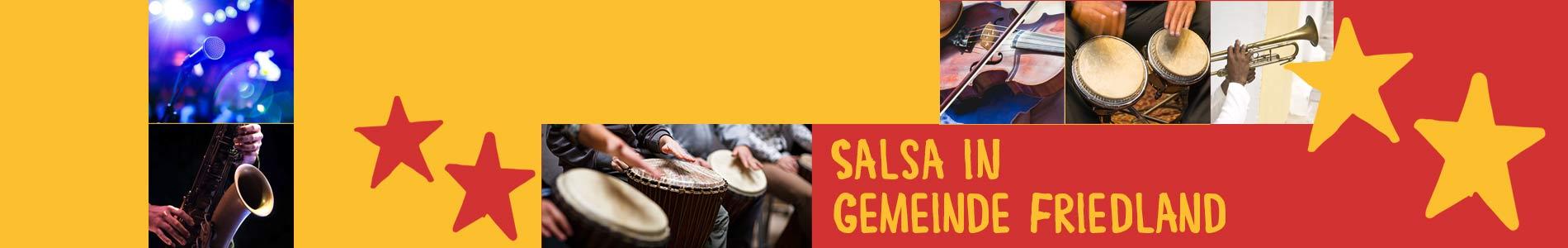 Salsa in Gemeinde Friedland – Salsa lernen und tanzen, Tanzkurse, Partys, Veranstaltungen