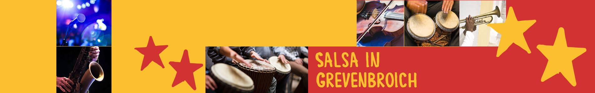 Salsa in Grevenbroich – Salsa lernen und tanzen, Tanzkurse, Partys, Veranstaltungen