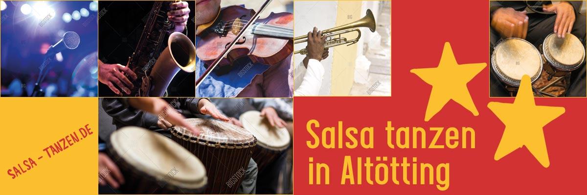 Salsa in Altötting – Salsa lernen und tanzen, Tanzkurse, Partys, Veranstaltungen