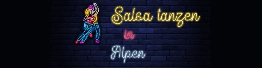 Salsa Party in Alpen