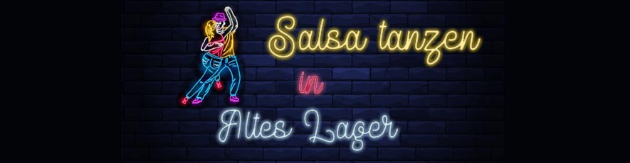 Salsa Party in Altes Lager