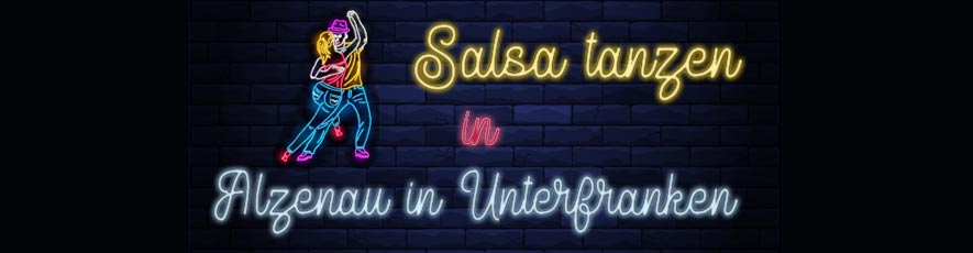Salsa Party in Alzenau in Unterfranken