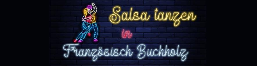 Salsa Party in Französisch Buchholz