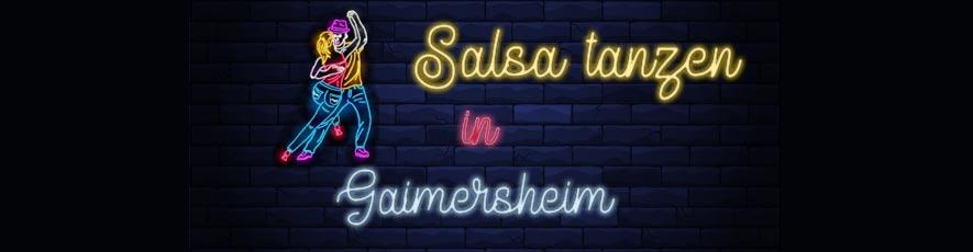 Salsa Party in Gaimersheim